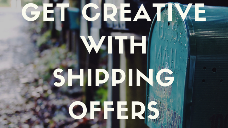 Get Creative with Shipping Options – How to Increase Conversion Rates Online with These Shipping Pricing Hacks