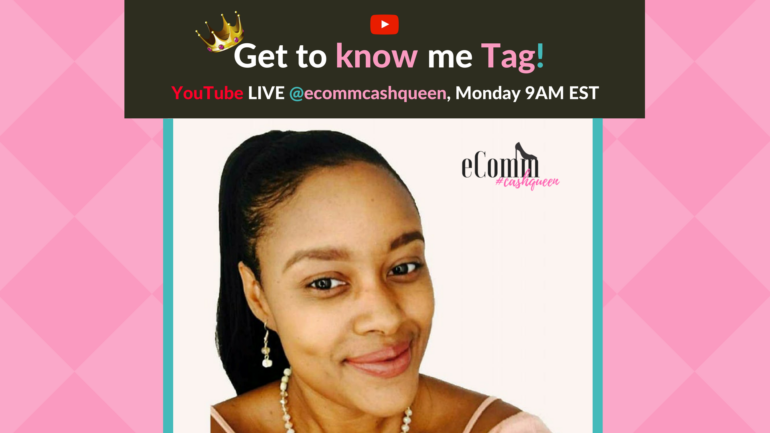 Get to Know Me Tag – Learn More About Life & Commerce