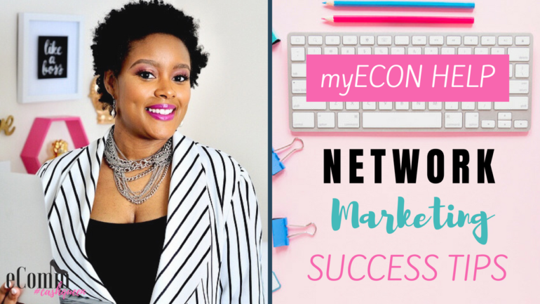 myECON: Network Marketing Success + How to Succeed