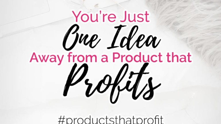 How One Product Idea Can Increase Your Online Business Profits
