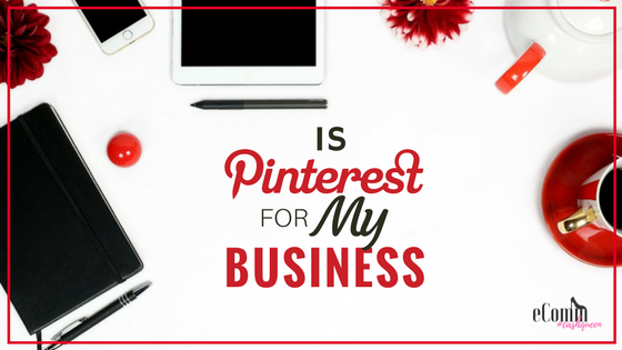 pinterest traffic business