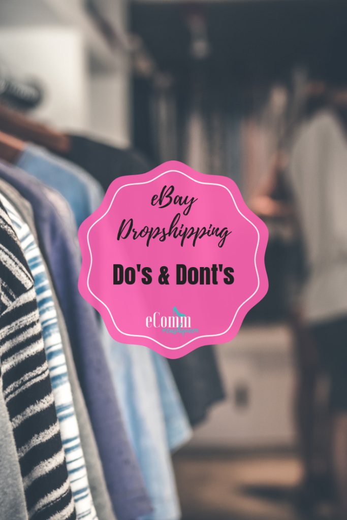 Ebay Dropshipping Online Sellers