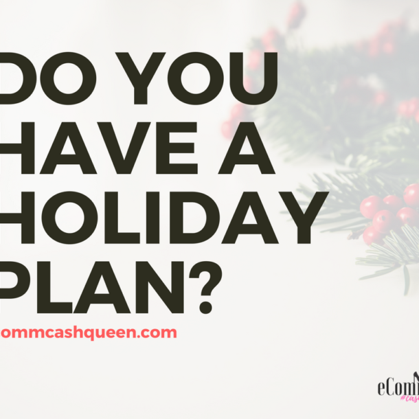 holiday planing guide shippers sellers dropshipping order