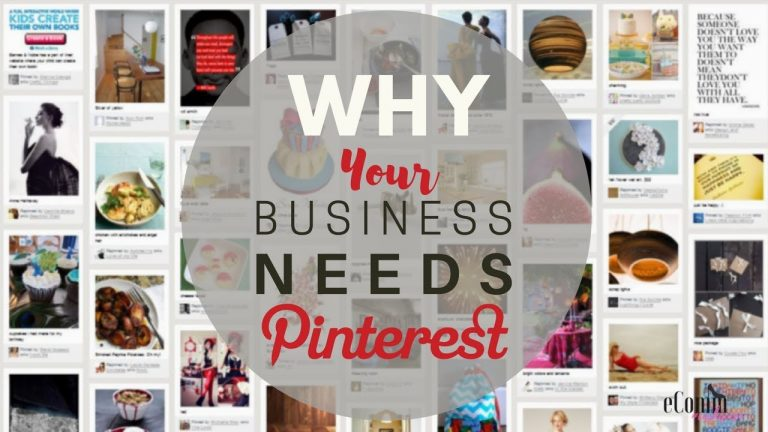 Top Reasons Why Your Business Needs Pinterest