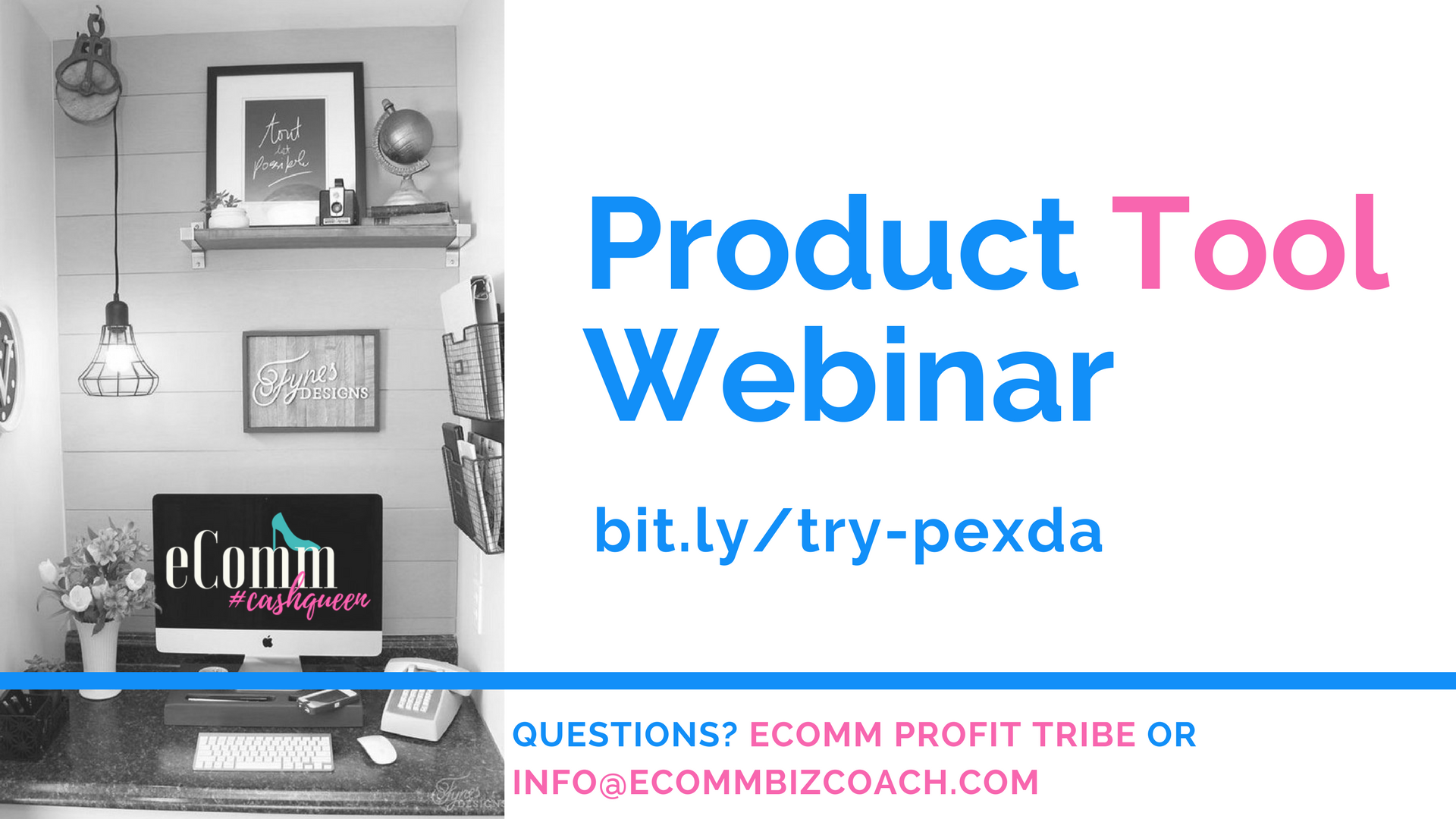 Product Tool Webinar - All About Pexda