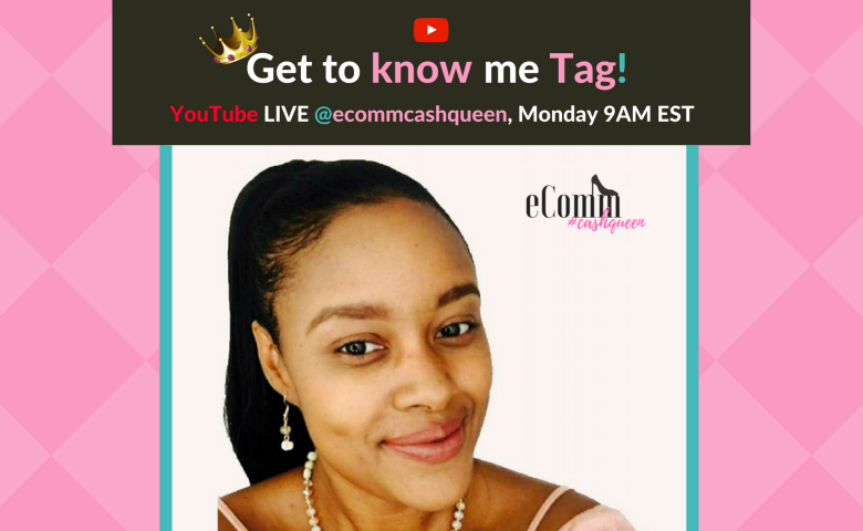 Get to Know Me Tag - Learn More About Life & Commerce