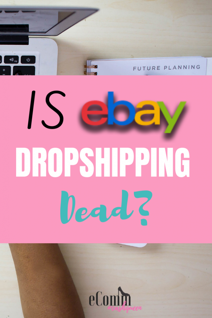 Is eBay Dropshipping Dead? Shipify news and more!
