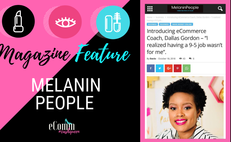 Melanin People Magazine